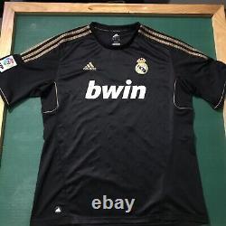 01/12 Real Madrid Cristiano Ronaldo #7 Bwin Adidas 2012 Jersey SIZE XL ADULT