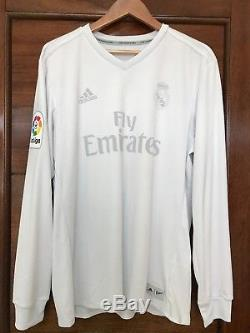 low priced f0080 782c5 100% authentic Real Madrid Ronaldo 2016-17 Parley player ...