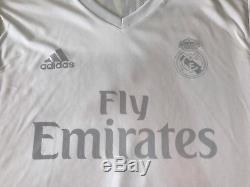 100% authentic Real Madrid Ronaldo 2016-17 Parley player issue jersey