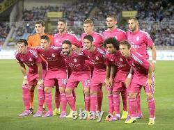 14/15 Real Madrid Pink Away Player Issue