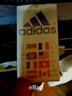 1998 1999 2000 Real Madrid Home SPain Jersey Camiseta Adidas Teka XL Best Offer