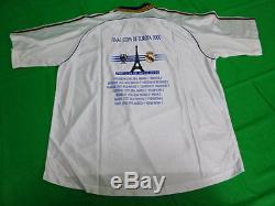 1998-2000 Real Madrid Jersey Shirt Camiseta Home UEFA Champions League XL BNWT