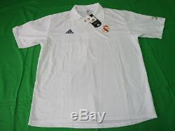 2002 Real Madrid Los Blancos Jersey Shirt Camiseta Home Adidas Zidane #5 XL BNWT