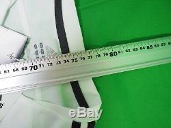 2003-2004 Real Madrid Jersey Shirt Camiseta Home SIEMENS mobile Zidane #5 M BNWT