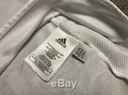2004 2005 Real Madrid Ronaldo Jersey Shirt Kit Home White Adidas 9 M Medium Rare