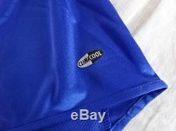 2004-2005 Real Madrid Third Jersey Shirt Camiseta SIEMENS mobile Ronaldo #9 XL