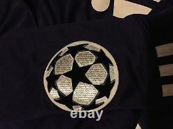 2010-2011 Real Madrid cristiano ronaldo jersey champions league no match worn