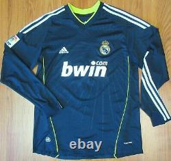 2010 Kaka #8 Real Madrid Fc Adidas Climacool Soccer/ Futbol Jersey Large, L
