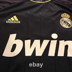 2012/13 Real Madrid Away Jersey #8 Kaka XL Adidas Football LOS BLANCO NEW