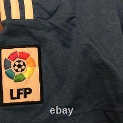 2013/14 Real Madrid Away Jersey #7 RONALDO XL Adidas Soccer LOS BLANCOS CR7 NEW