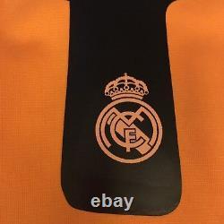2013/14 Real Madrid Third Jersey #4 Sergio Ramos Large Football LOS BLANCOS NEW