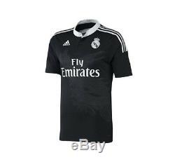 2014/15 ADIDAS Real Madrid Yohji Yamamoto Dragon Ultra 3RD Soccer Jersey F49264