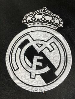 2014-15 Adidas Real Madrid Yohji Yamamoto Third Jersey Dragon Authentic Y-3