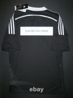 2014-2015 Adidas Real Madrid Yohji Yamamoto Black Third Jersey Shirt Dragon Y-3