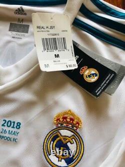 2017/18 Adidas Real Madrid #7 RONALDO HOME SOCCER JERSEY AZ8059