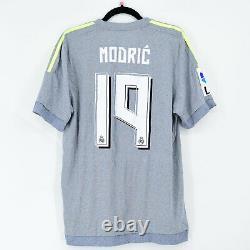 2017-18 Real Madrid Player Issue Away Shirt #19 MODRIC Adizero Jersey
