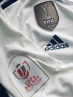 2019 La Liga Real Madrid Sergio Ramos Climachill jersey