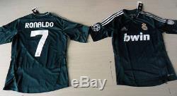 2388 S Adidas Real Madrid Champions League Ronaldo Maglia Maglietta Jersey Shirt