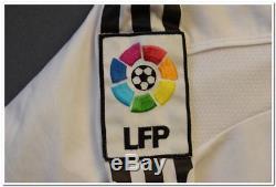 4.9/5 Real Madrid 20052006 #9 Ronaldo Original Football Shirt Jersey Soccer