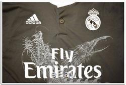 5/5 Real Madrid #8 Toni Kroos Dragon 20142015 Football Adidas Jersey Shirt