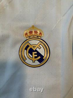 Adidas 2018 Real Madrid UCL Final Jersey Cristiano Ronaldo #7 Size Large