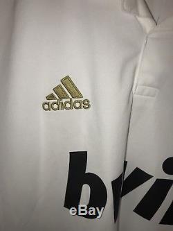 Adidas Authentic Real Madrid Jersey Trikot Maillot Size Large Kaka UCL Liga
