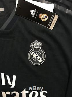 Adidas Climachill Real Madrid Long Sleeve Jersey Size L