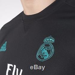 Adidas Cristiano Ronaldo Real Madrid Uefa Champions League Away Jersey 2017/18
