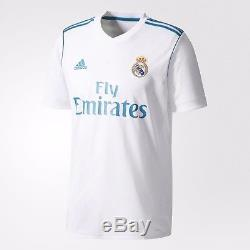 Adidas Cristiano Ronaldo Real Madrid Uefa Champions League Home Jersey 2017/18