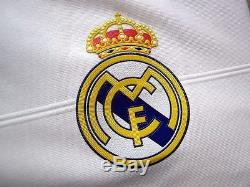 Adidas Formotion Real Madrid Home Soccer Jersey 2013 2014 Cristiano Ronaldo