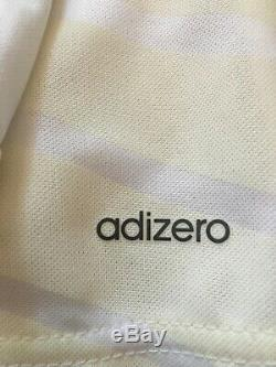 Adidas Real Madrid 14/15 Home Player Issue Adizero Jersey Size 8 (L)