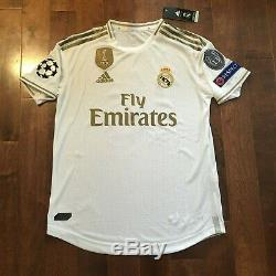 Adidas Real Madrid 2019/20 Home Luka Modric #10 Jersey size M Champions League