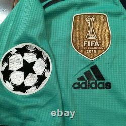 Adidas Real Madrid 2019/20 Third Jersey Champions League Version