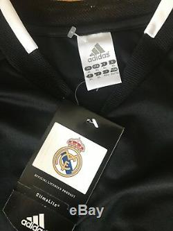Adidas Real Madrid #23 David Beckham Football (Soccer) Jersey Men XL