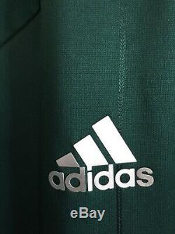 Adidas Real Madrid 3rd 2012-13 soccer jersey Green Grey Size L Mens Only