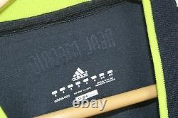 Adidas Real Madrid #7 Cristiano Ronaldo Long Sleeve Soccer Jersey Size S 2010/11