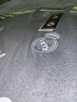 Adidas Real Madrid Alternate Jersey, #7 Cristiano Ronaldo, Large, Nwt