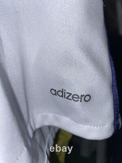 Adidas Real Madrid Authentic Adizero Trikot Maillot Jersey Player Version Large