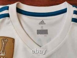 Adidas Real Madrid Champions Final Kiev 2018 S Ronaldo Original Jersey Shirt