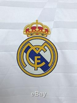Adidas Real Madrid Cristiano Ronaldo 2014-2015 Champions League jersey size L