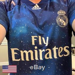 Adidas Real Madrid EA Sports FIFA 19 Originals x Football Jersey 4th Kit 2019