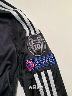 Adidas Real Madrid FC Cristiano Ronaldo Jersey sz Small fly emirates Long Sleeve