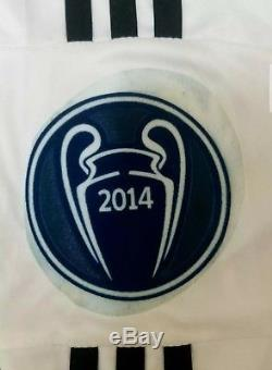 Adidas Real Madrid Home Jersey 14/15