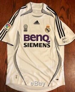 Adidas Real Madrid Sergio Ramos #4 jersey shirt