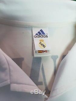 Adidas Real Madrid Spain Brasil Centenary Match Worn Jersey Shirt Ronaldo Rare