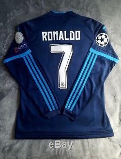 Adidas Real Madrid Third Jersey 15/16