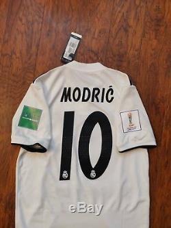 Adidas Real Madrid Uae World Clubs Cup 2018 Original Soccer Jersey Shirt