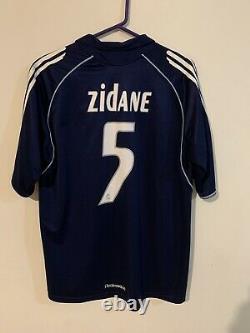 Adidas Real Madrid Zidane Jersey 05/06