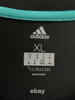 Adidas Sergio Ramos 4 Real Madrid Away Jersey size XL Long Sleeve