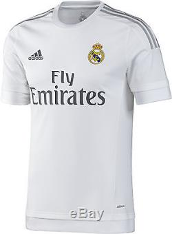 Adidas Sergio Ramos Real Madrid Authentic Final Ucl Match Jersey 2015/16